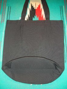 他の写真3: HYPNOTISM/TOTE BAG BLACK 1