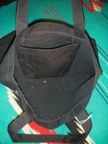 他の写真2: THE FRANKLIN FIRE INS, CO,/TOTE BAG BLACK 1