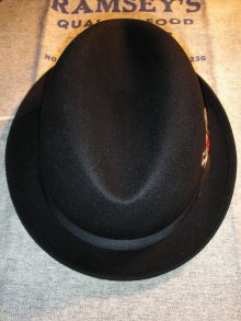他の写真1: NEW YORK HAT/#5239/RUDE BOY/BLACK/MEDIUM