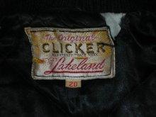 他の写真1: 1950'S LAKELAND CLICKER FARAOH COAT SZ/20