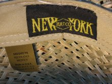 他の写真3: NEW YORK HAT/#2009/SEA GRASS STINGY/NATURAL/MEDIUM