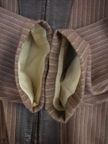 他の写真1: 1940's GENUINE AMERICAN WOOLXLEATHER SPORTS JACKET