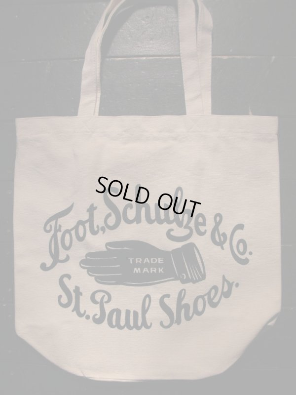 画像1: FOOT,SCHULZE & CO/TOTE BAG NAT 3